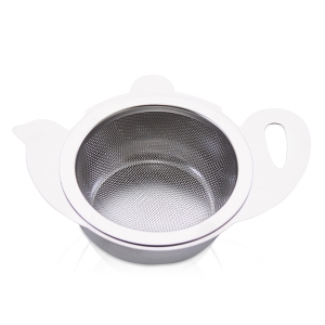 Tea strainer teapot